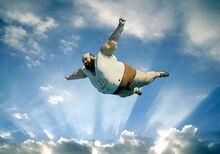 Patrick (prima stagione) deceduto facendo bungee-jumping dopo aver mentito sul peso.