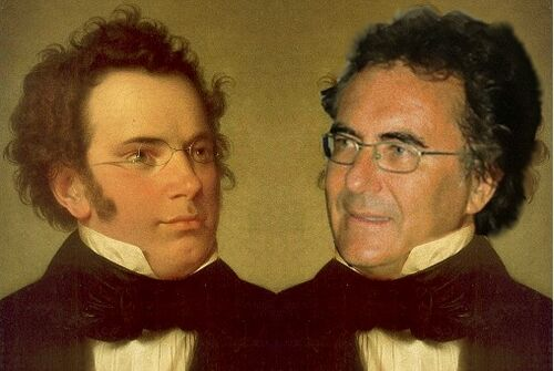 Franz Schubert e Albano Carrisi.jpg