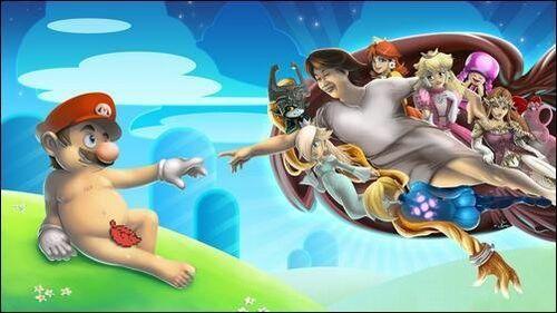 """Mamma mia"", disse la creazione di Dio Shigeru Miyamoto."