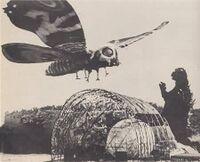 Gojira no Mothra (Godzilla va in Campagna)