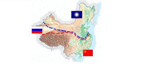 7 giugno 1927: la Cina conquista il Tibet Il Tibet non è mai esistito, lì c'è sempre stata la villa a tre piani di Mao Zetung. E il Dalai Lama è un ballista ungherese con un gran senso dell'umorismo. Nel frattempo, nell'Est, i soldati del Kuomintang si fanno spazio con armi improvvisate come cazzuole e cannolicchi crudi, riscuotendo un discreto successo. Piccolo intervento della Russia che si intromette per raccomandare alla Cina di indossare la sciarpa di lana e i guantoni.